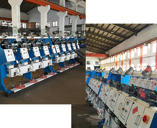 Taiwan Thread Winder Machine and Sewing Thread Winding Machines Manufacturer