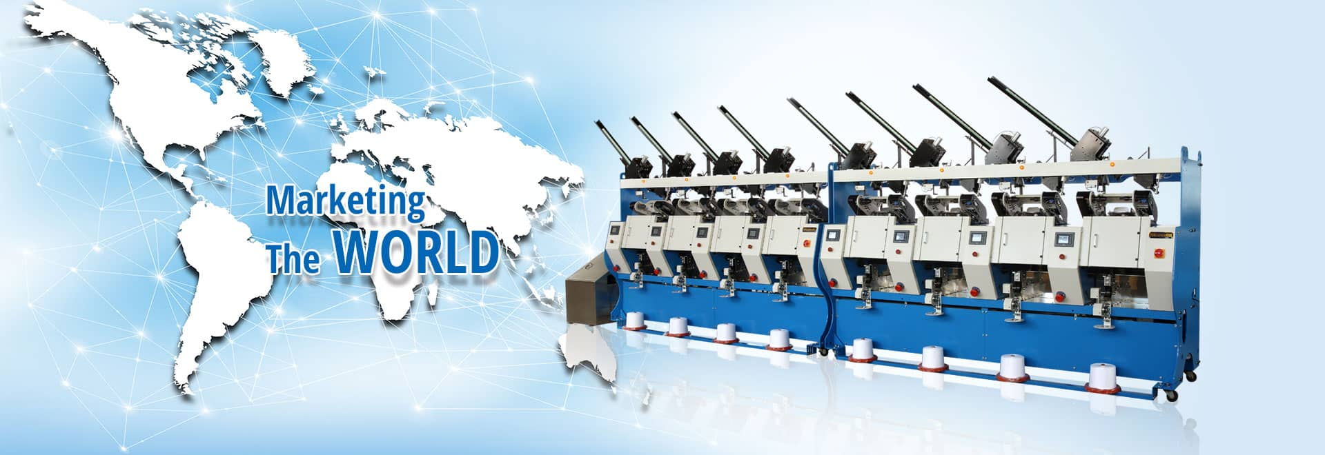 Thread Winder Machine & Sewing Thread Winding Machines Manufacturer