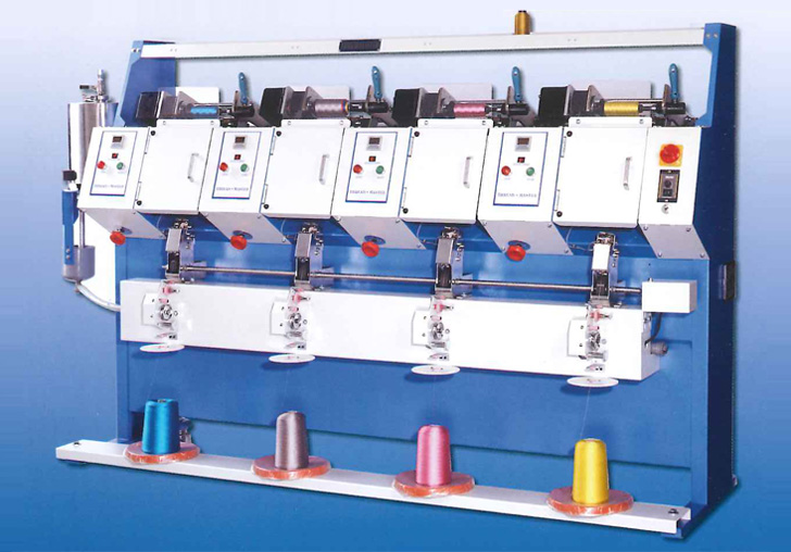 AW-69K  Semi-Automatic High Speed Sewing Thread Winder